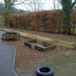 Sand Pit Play area
