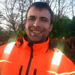 Richard Tongue - Arborist Team Leader