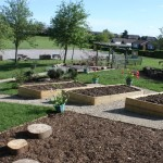Vegetable Garden, Outdoor Classroom