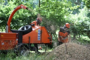 Woodchipper