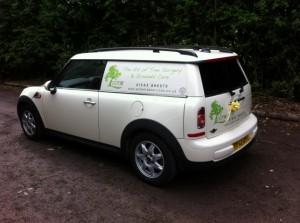 Mini Clubvan (Small)