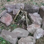 Forest School - centre fire